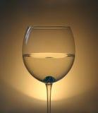 Arcs. Glass royalty free stock photography