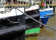 Arcs de bateau Photos libres de droits