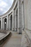 Arcs de Madrid Escorial Photo libre de droits