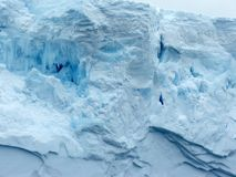 Arctic abstract Stock Photo