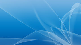 Arctic blue aurora background. One in a series of beautiful blue white radiating wallpaper backgrounds Royalty Free Stock Photo