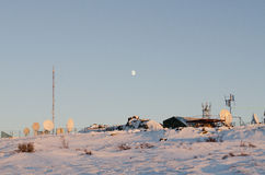 Arctic cell site Stock Images