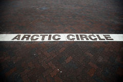 Arctic Circle Stock Images
