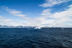 Arctic Coastline Royalty Free Stock Photography