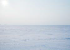 Arctic desert Stock Photo