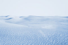Arctic desert. Royalty Free Stock Photo