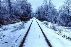 Arctic Express Stock Photo