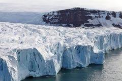 Arctic glacier Royalty Free Stock Photo