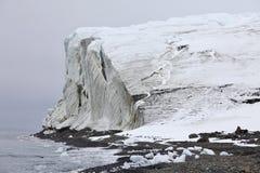 Arctic glacier Royalty Free Stock Image