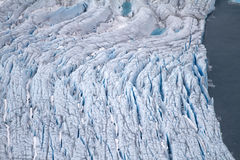 Arctic glacier. area Novaya Zemlya Royalty Free Stock Photo