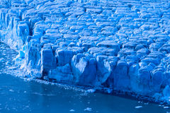 Arctic glacier. area Novaya Zemlya Stock Photos