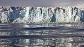 Arctic glacier Stock Image