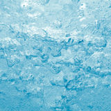 Arctic ice texture Royalty Free Stock Image
