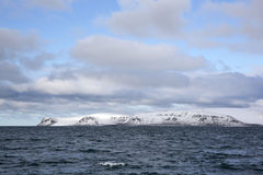 Arctic islands Stock Photography