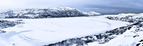 Arctic Lake Royalty Free Stock Image
