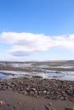 Arctic landscape Stock Photography
