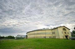 Arctic Museum Rovaniemi stock images