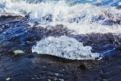 The Arctic Ocean. Iceland Royalty Free Stock Image