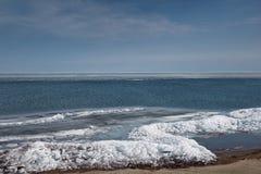 Arctic scene Royalty Free Stock Image