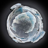 Arctic Sphere Royalty Free Stock Photos