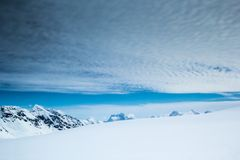 Arctic spring in south Spitsbergen Royalty Free Stock Photography