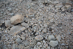 Arctic stone desert Royalty Free Stock Photography