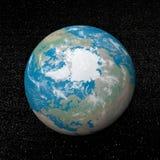 Arctica en la tierra - 3D rinden