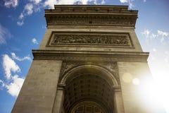 Ard De Triomphe Imagens de Stock