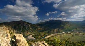 Arda-Fluss 2, Rhodopes Stockfoto