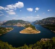Arda River stock fotografie