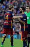 Arda Turan del FC Barcelona Fotografía de archivo libre de regalías