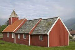 Ardal Kirke Στοκ φωτογραφία με δικαίωμα ελεύθερης χρήσης