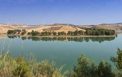 Ardales Reservoir and Lakes Stock Photos