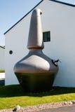 Ardbeg distillery Royalty Free Stock Image