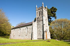 Ardcroney Kirche in Bunratty - Irland. Stockbilder