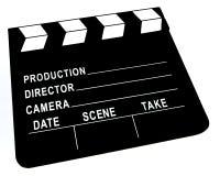 ardesia della pellicola Fotografie Stock