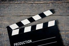 ardesia della pellicola Fotografia Stock