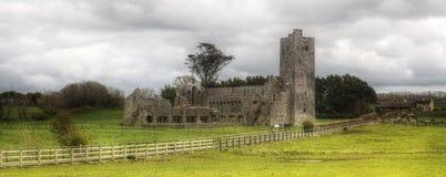 Ardfert abbotskloster Arkivbild