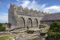 Ardfert Cathedral - County Kerry - Ireland Stock Photography