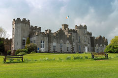 Ardgillan Demesne. Front of house view royalty free stock photo