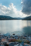 Ardicli湖 免版税库存照片