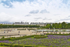 Ardin des Tuileries Stock Images