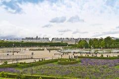 Ardin des Tuileries Στοκ Εικόνες