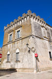 Arditi castle. Presicce. Puglia. Italy. Stock Images