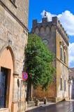 Arditi castle. Presicce. Puglia. Italy. Royalty Free Stock Photo