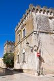 Arditi castle. Presicce. Puglia. Italy. Royalty Free Stock Photos