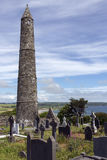 Ardmore Cathedral - County Waterford - Ireland Stock Photography