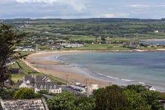 Ardmore - condado Waterford - Irlanda Foto de archivo libre de regalías