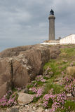 Ardnamurchan Point. Lighthouse in Scotland Stock Photo