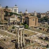 Ardo di Tito, Roma Fotografía de archivo